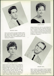 Page 15, 1960 Edition, Lebanon High School - Bronchos Yearbook (Lebanon, KS) online yearbook collection