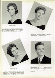 Page 16, 1960 Edition, Lebanon High School - Bronchos Yearbook (Lebanon, KS) online yearbook collection