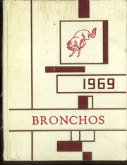 Page 1, 1969 Edition, Lebanon High School - Bronchos Yearbook (Lebanon, KS) online yearbook collection