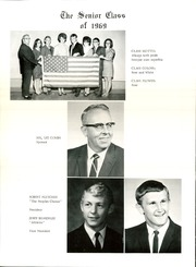 Page 10, 1969 Edition, Lebanon High School - Bronchos Yearbook (Lebanon, KS) online yearbook collection