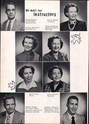 Page 10, 1956 Edition, La Cygne Rural High School - Swan Yearbook (La Cygne, KS) online yearbook collection