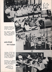 Page 11, 1956 Edition, La Cygne Rural High School - Swan Yearbook (La Cygne, KS) online yearbook collection