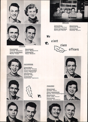 Page 12, 1956 Edition, La Cygne Rural High School - Swan Yearbook (La Cygne, KS) online yearbook collection