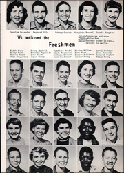 Page 13, 1956 Edition, La Cygne Rural High School - Swan Yearbook (La Cygne, KS) online yearbook collection