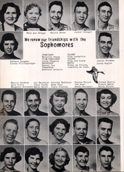 Page 14, 1956 Edition, La Cygne Rural High School - Swan Yearbook (La Cygne, KS) online yearbook collection
