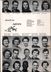 Page 15, 1956 Edition, La Cygne Rural High School - Swan Yearbook (La Cygne, KS) online yearbook collection