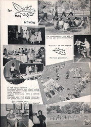 Page 17, 1956 Edition, La Cygne Rural High School - Swan Yearbook (La Cygne, KS) online yearbook collection
