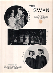Page 7, 1956 Edition, La Cygne Rural High School - Swan Yearbook (La Cygne, KS) online yearbook collection