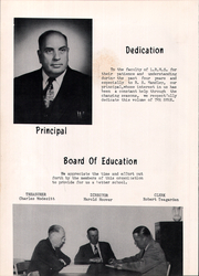 Page 8, 1956 Edition, La Cygne Rural High School - Swan Yearbook (La Cygne, KS) online yearbook collection