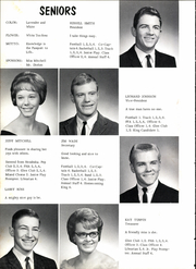 Page 12, 1965 Edition, La Cygne Rural High School - Swan Yearbook (La Cygne, KS) online yearbook collection