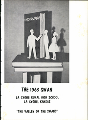 Page 5, 1965 Edition, La Cygne Rural High School - Swan Yearbook (La Cygne, KS) online yearbook collection