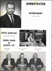 Page 8, 1965 Edition, La Cygne Rural High School - Swan Yearbook (La Cygne, KS) online yearbook collection