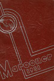 Page 1, 1951 Edition, Stanley High School - Marooner Yearbook (Stanley, KS) online yearbook collection