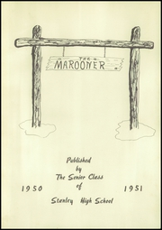 Page 5, 1951 Edition, Stanley High School - Marooner Yearbook (Stanley, KS) online yearbook collection