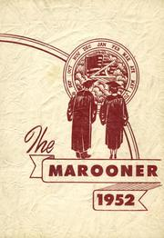 Page 1, 1952 Edition, Stanley High School - Marooner Yearbook (Stanley, KS) online yearbook collection