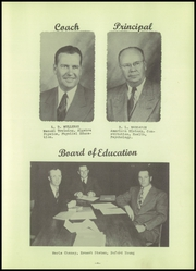 Page 11, 1952 Edition, Stanley High School - Marooner Yearbook (Stanley, KS) online yearbook collection