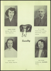 Page 13, 1952 Edition, Stanley High School - Marooner Yearbook (Stanley, KS) online yearbook collection