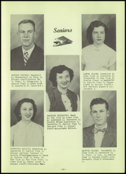 Page 15, 1952 Edition, Stanley High School - Marooner Yearbook (Stanley, KS) online yearbook collection