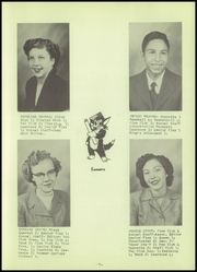 Page 17, 1952 Edition, Stanley High School - Marooner Yearbook (Stanley, KS) online yearbook collection