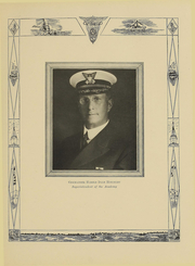 Page 9, 1927 Edition, United States Coast Guard Academy - Tide Rips Yearbook (New London, CT) online yearbook collection