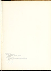 Page 7, 1933 Edition, United States Coast Guard Academy - Tide Rips Yearbook (New London, CT) online yearbook collection