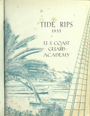 Page 7, 1935 Edition, United States Coast Guard Academy - Tide Rips Yearbook (New London, CT) online yearbook collection