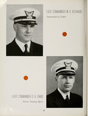 Page 28, 1943 Edition, United States Coast Guard Academy - Tide Rips Yearbook (New London, CT) online yearbook collection