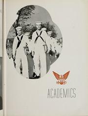 Page 29, 1943 Edition, United States Coast Guard Academy - Tide Rips Yearbook (New London, CT) online yearbook collection