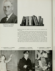 Page 92, 1945 Edition, United States Coast Guard Academy - Tide Rips Yearbook (New London, CT) online yearbook collection