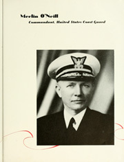 Page 13, 1950 Edition, United States Coast Guard Academy - Tide Rips Yearbook (New London, CT) online yearbook collection