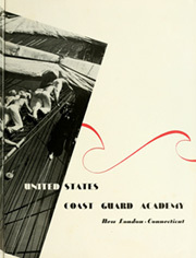 Page 7, 1950 Edition, United States Coast Guard Academy - Tide Rips Yearbook (New London, CT) online yearbook collection