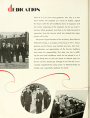Page 8, 1950 Edition, United States Coast Guard Academy - Tide Rips Yearbook (New London, CT) online yearbook collection