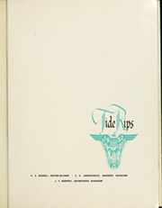 Page 5, 1952 Edition, United States Coast Guard Academy - Tide Rips Yearbook (New London, CT) online yearbook collection