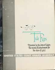 Page 7, 1952 Edition, United States Coast Guard Academy - Tide Rips Yearbook (New London, CT) online yearbook collection