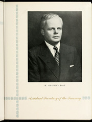 Page 13, 1954 Edition, United States Coast Guard Academy - Tide Rips Yearbook (New London, CT) online yearbook collection