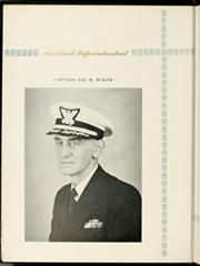 Page 16, 1954 Edition, United States Coast Guard Academy - Tide Rips Yearbook (New London, CT) online yearbook collection