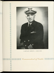Page 17, 1954 Edition, United States Coast Guard Academy - Tide Rips Yearbook (New London, CT) online yearbook collection