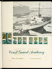 Page 7, 1954 Edition, United States Coast Guard Academy - Tide Rips Yearbook (New London, CT) online yearbook collection