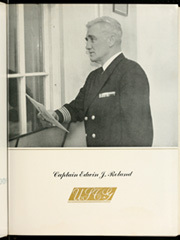 Page 9, 1954 Edition, United States Coast Guard Academy - Tide Rips Yearbook (New London, CT) online yearbook collection