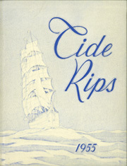 Page 1, 1955 Edition, United States Coast Guard Academy - Tide Rips Yearbook (New London, CT) online yearbook collection