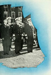 Page 13, 1955 Edition, United States Coast Guard Academy - Tide Rips Yearbook (New London, CT) online yearbook collection