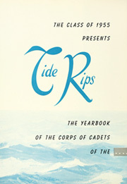 Page 6, 1955 Edition, United States Coast Guard Academy - Tide Rips Yearbook (New London, CT) online yearbook collection