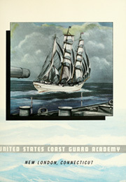 Page 7, 1955 Edition, United States Coast Guard Academy - Tide Rips Yearbook (New London, CT) online yearbook collection