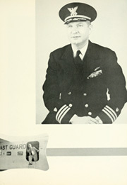 Page 9, 1955 Edition, United States Coast Guard Academy - Tide Rips Yearbook (New London, CT) online yearbook collection
