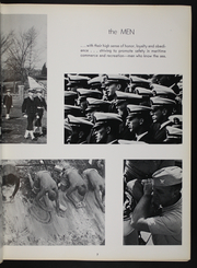 Page 11, 1966 Edition, United States Coast Guard Academy - Tide Rips Yearbook (New London, CT) online yearbook collection