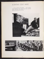 Page 14, 1966 Edition, United States Coast Guard Academy - Tide Rips Yearbook (New London, CT) online yearbook collection