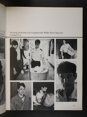Page 109, 1981 Edition, United States Coast Guard Academy - Tide Rips Yearbook (New London, CT) online yearbook collection