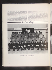 Page 154, 1981 Edition, United States Coast Guard Academy - Tide Rips Yearbook (New London, CT) online yearbook collection