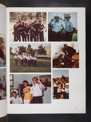 Page 217, 1981 Edition, United States Coast Guard Academy - Tide Rips Yearbook (New London, CT) online yearbook collection