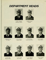 Page 9, 1980 Edition, Austin (LPD 4) - Naval Cruise Book online yearbook collection